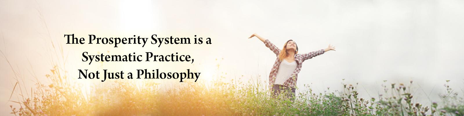 The Prosperity System